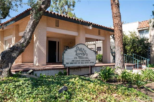 18307 Burbank Boulevard #32, Tarzana, CA 91356 (#SR20218245) :: The Miller Group