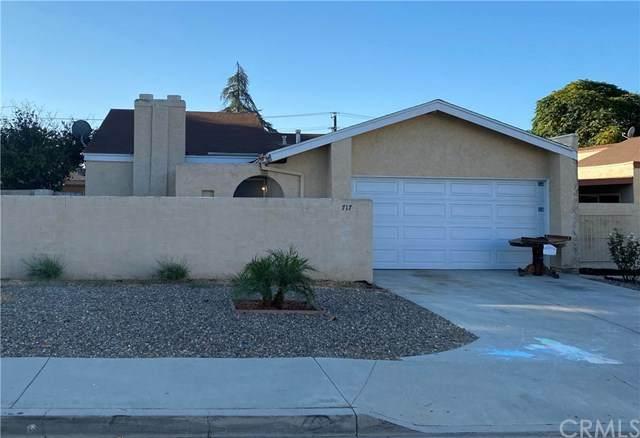 717 Malibu Street, Hemet, CA 92543 (#SW20223648) :: Doherty Real Estate Group