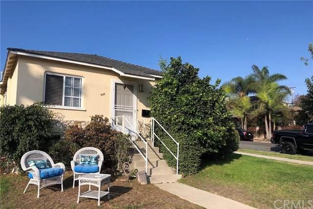 545 Avenue C, Redondo Beach, CA 90277 (#SB20223483) :: Wendy Rich-Soto and Associates