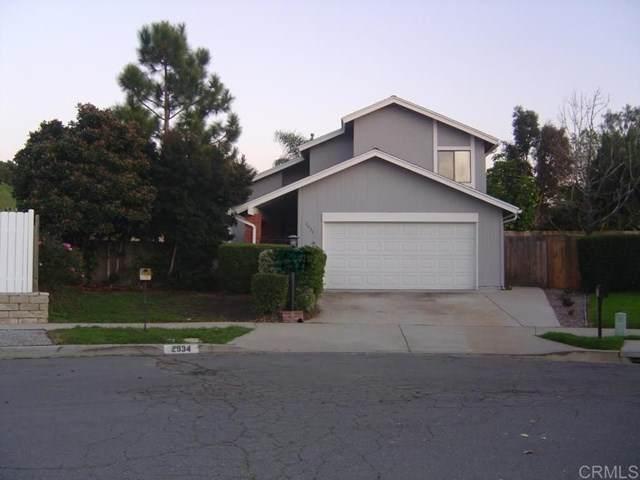 2934 Soledad Place, Escondido, CA 92027 (#PTP2000886) :: Zutila, Inc.