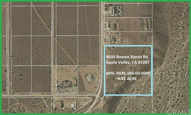 9033 Bowen Ranch Road, Apple Valley, CA 92308 (#CV20223683) :: Team Forss Realty Group