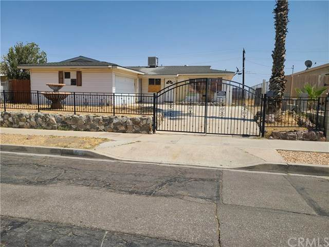 731 Patricia Avenue, Barstow, CA 92311 (#OC20223719) :: Team Forss Realty Group