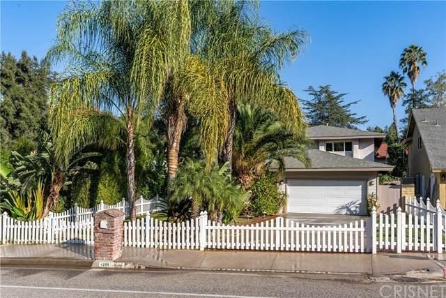 4108 Old Topanga Canyon Road, Calabasas, CA 91302 (#SR20222380) :: The Miller Group