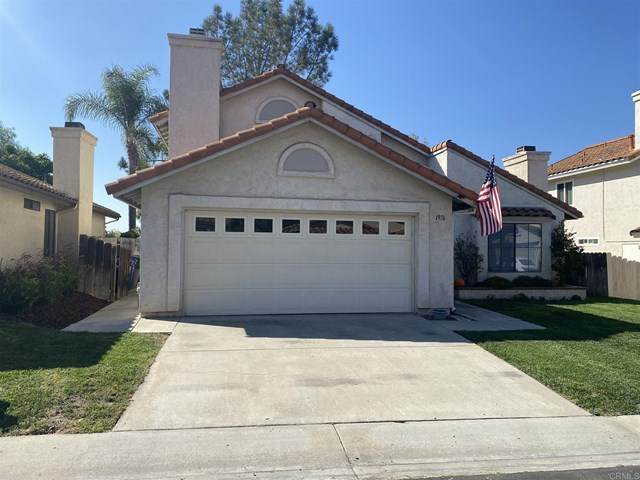1976 Paseo Del Rey, Vista, CA 92084 (#NDP2001677) :: The Results Group