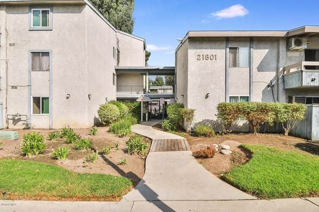 21801 Roscoe Boulevard #235, Canoga Park, CA 91304 (#220010585) :: TeamRobinson   RE/MAX One
