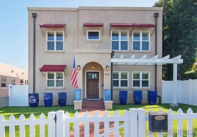 1835 Mendota St, San Diego, CA 92106 (#200049493) :: Crudo & Associates