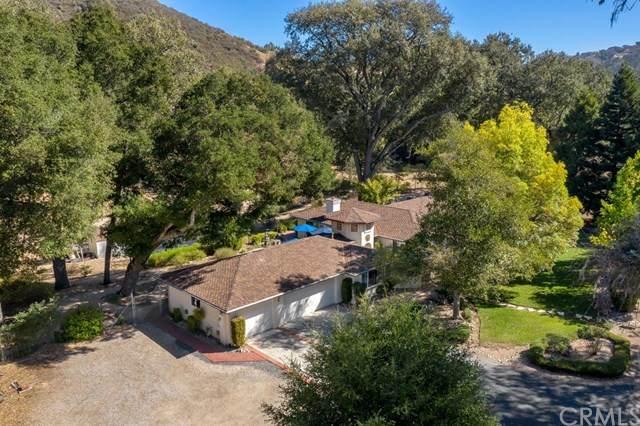 12170 Cenegal Road, Atascadero, CA 93422 (#SP20223570) :: Steele Canyon Realty