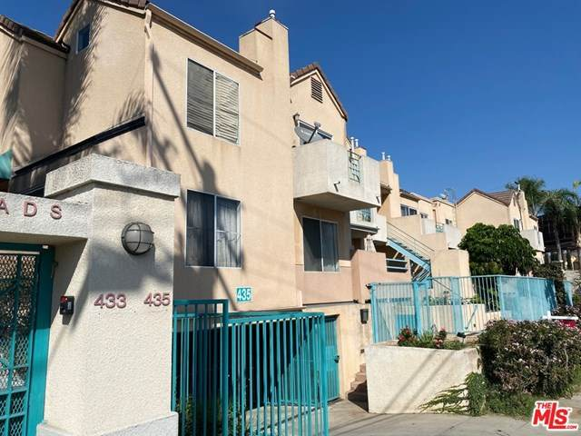 435 E Tamarack Avenue #170, Inglewood, CA 90301 (#20650516) :: The Results Group