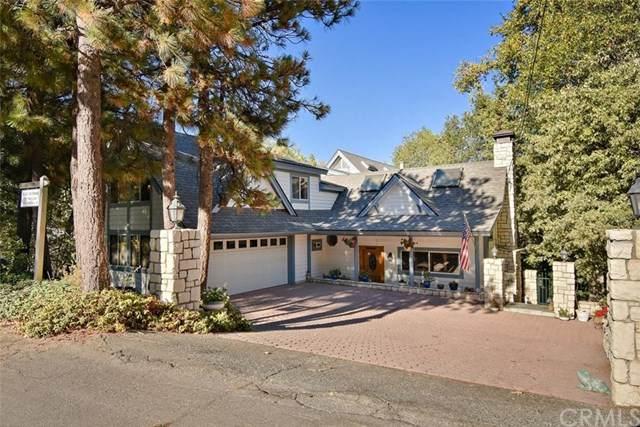 995 Tirol Lane, Lake Arrowhead, CA 92352 (#EV20223818) :: Blake Cory Home Selling Team
