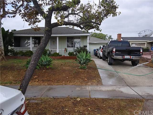 813 W 133rd Street, Gardena, CA 90247 (#IN20223871) :: American Real Estate List & Sell