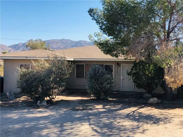 72185 Sunnyslope Drive, 29 Palms, CA 92277 (#JT20223357) :: Blake Cory Home Selling Team