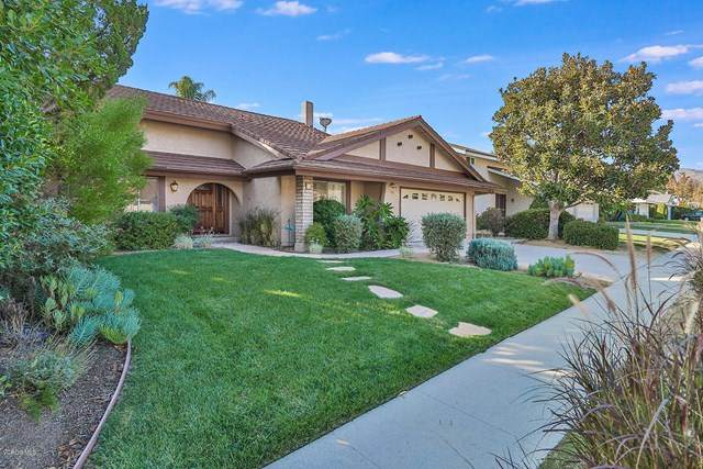55 Locust Avenue, Oak Park, CA 91377 (#220010589) :: eXp Realty of California Inc.