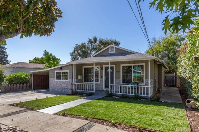 1130 Saint Francis Street, Redwood City, CA 94061 (#ML81817008) :: Blake Cory Home Selling Team