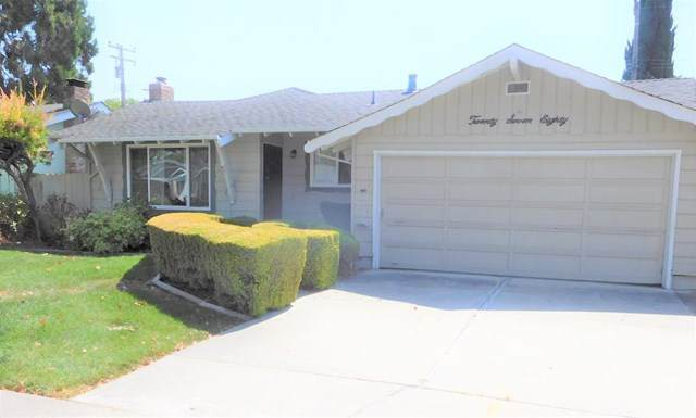 2780 Columbus Place, Santa Clara, CA 95051 (#ML81815628) :: Blake Cory Home Selling Team
