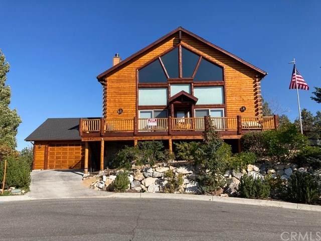 487 Fallen Leaf Drive, Big Bear, CA 92315 (#OC20221767) :: Zutila, Inc.