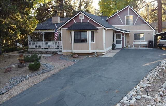 1001 Michael Avenue, Big Bear, CA 92314 (#CV20223968) :: eXp Realty of California Inc.