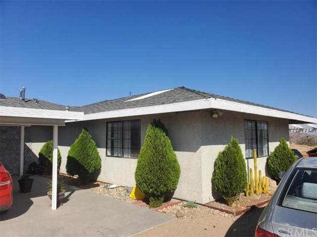 5077 Balsa Avenue, Lucerne Valley, CA 92284 (#IV20223984) :: Steele Canyon Realty