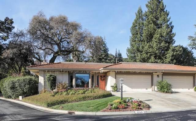 10943 Canyon Vista Drive, Cupertino, CA 95014 (#ML81817031) :: The DeBonis Team