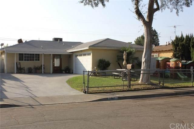 1807 Miramar Street, Pomona, CA 91767 (#CV20224016) :: The Results Group