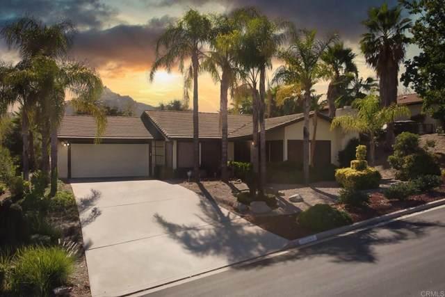 15564 Vista Vicente Drive, Ramona, CA 92065 (#NDP2001703) :: TeamRobinson | RE/MAX One