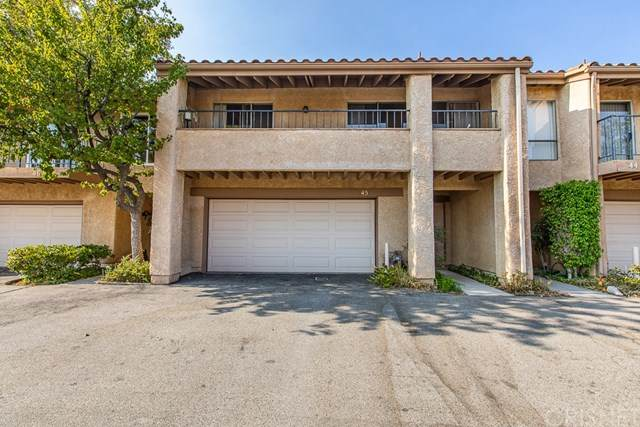 19535 Rinaldi Street #45, Porter Ranch, CA 91326 (#SR20224011) :: Team Forss Realty Group