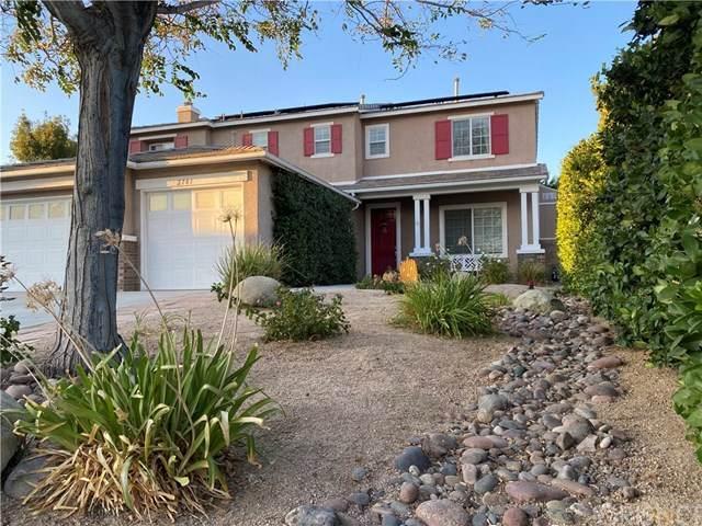 2701 Adam Lane, Palmdale, CA 93551 (#SR20224170) :: Team Forss Realty Group