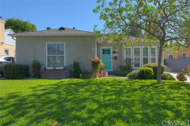 1820 N Evergreen Street, Burbank, CA 91505 (#SR20214715) :: The Parsons Team