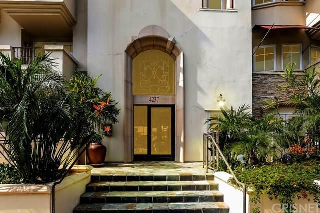 4237 Longridge Avenue #404, Studio City, CA 91604 (#SR20221880) :: eXp Realty of California Inc.