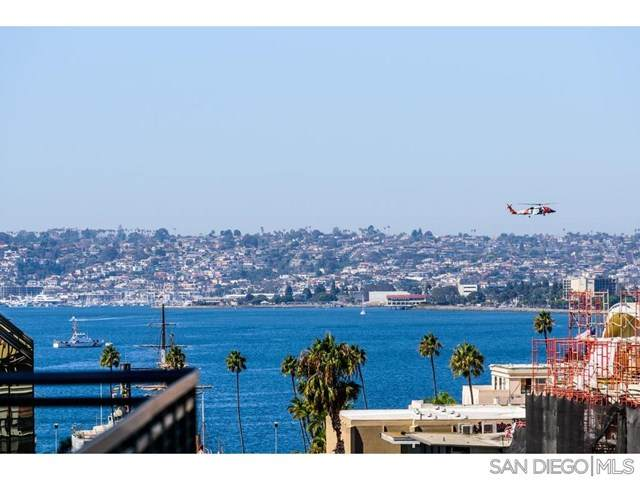 1494 Union Street #604, San Diego, CA 92101 (#200049598) :: eXp Realty of California Inc.
