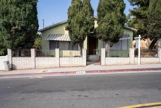 6946 Lisbon St., Encanto, CA 92114 (#NDP2001724) :: Mainstreet Realtors®