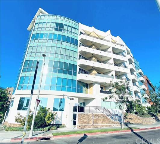 3429 W Olympic Boulevard #403, Los Angeles (City), CA 90019 (#PW20224105) :: The Parsons Team
