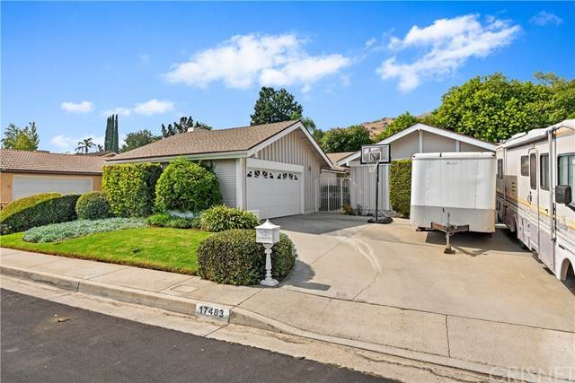 17483 Tuscan Drive, Granada Hills, CA 91344 (#SR20224351) :: Zutila, Inc.