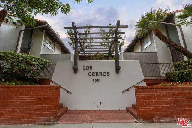 5951 Canterbury Drive #10, Culver City, CA 90230 (#20649382) :: The Miller Group