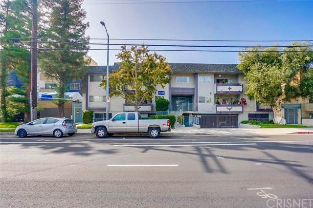 6245 Woodman Avenue #207, Valley Glen, CA 91401 (#SR20223684) :: Compass