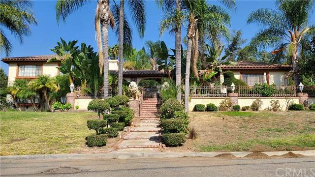 1440 Bella Vista Drive, La Habra Heights, CA 90631 (#PW20224408) :: The Results Group