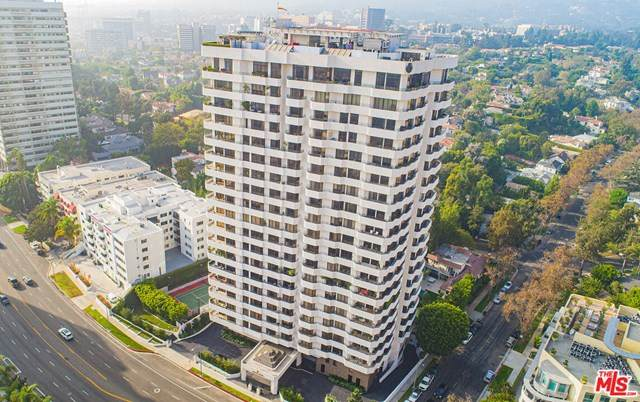 10601 Wilshire Boulevard #701, Los Angeles (City), CA 90024 (#20650694) :: Realty ONE Group Empire