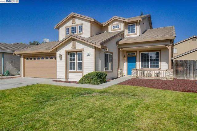 2323 Gary Lane, Tracy, CA 95377 (#ML81816310) :: Keller Williams | Angelique Koster