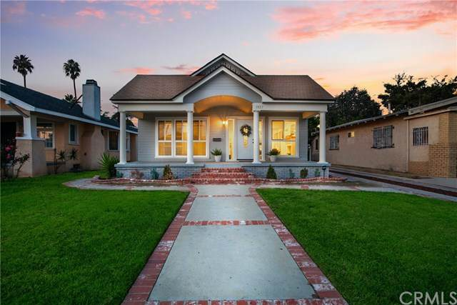 1937 W 42nd Place, Los Angeles (City), CA 90062 (#AR20220602) :: Keller Williams | Angelique Koster