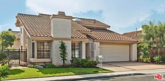 3963 Lamarr Avenue, Culver City, CA 90232 (#20650488) :: Veronica Encinas Team