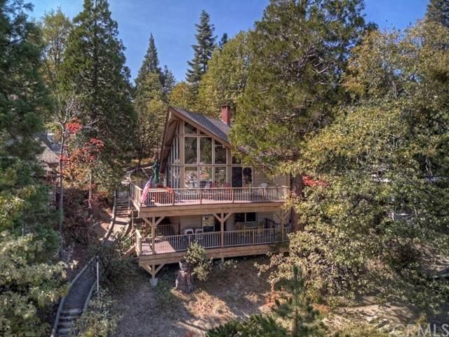 855 Ridge Road, Lake Arrowhead, CA 92352 (#EV20224474) :: Zutila, Inc.