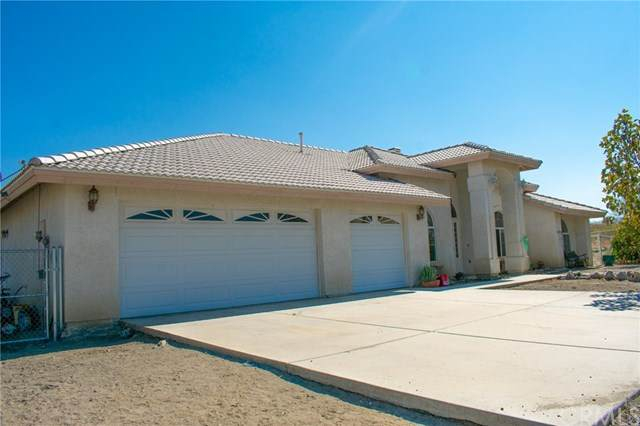 11515 Rosado Road, Phelan, CA 92372 (#EV20224440) :: Team Forss Realty Group