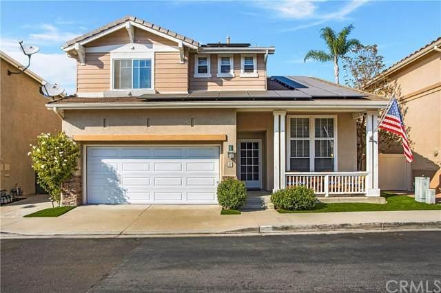 27 Acorn, Rancho Santa Margarita, CA 92688 (#OC20224550) :: Mint Real Estate