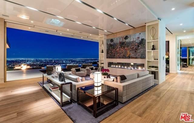 1175 N Hillcrest Road, Beverly Hills, CA 90210 (#20650992) :: Mainstreet Realtors®
