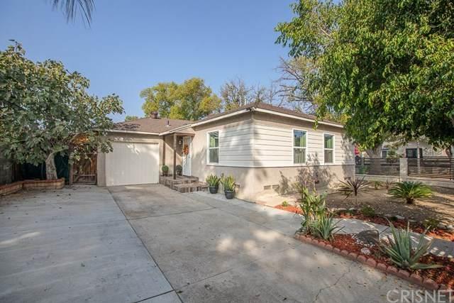 8100 Hazeltine Avenue, Panorama City, CA 91402 (#SR20224431) :: Bob Kelly Team