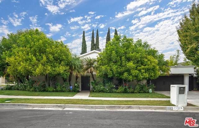 15719 Varden Street, Encino, CA 91436 (#20650866) :: The Miller Group