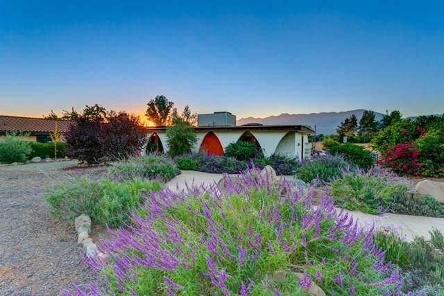 215 Church Road, Ojai, CA 93023 (#V1-2138) :: Rogers Realty Group/Berkshire Hathaway HomeServices California Properties