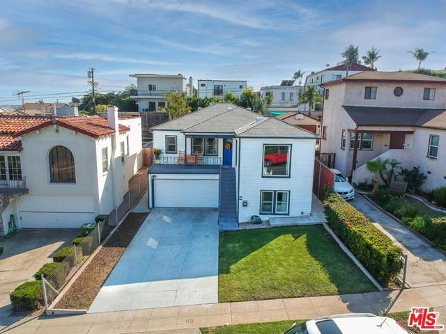 4216 W 59Th Place, Los Angeles (City), CA 90043 (#20650172) :: Veronica Encinas Team