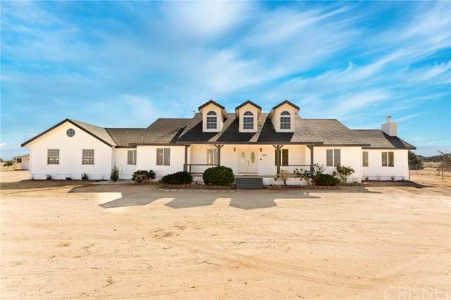 18580 W Avenue E, Fairmont, CA 93536 (#SR20224531) :: Bathurst Coastal Properties