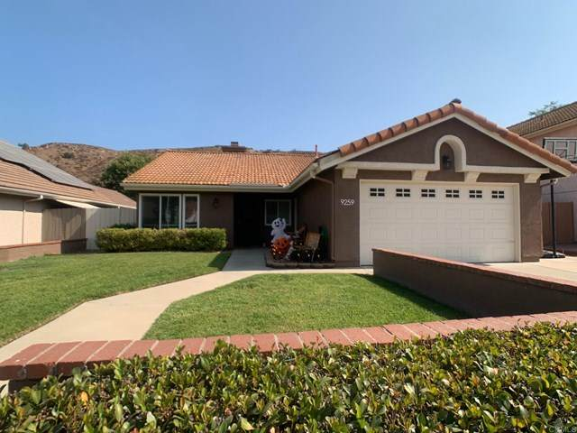 9259 Sombria Road, Lakeside, CA 92040 (#PTP2000954) :: RE/MAX Empire Properties