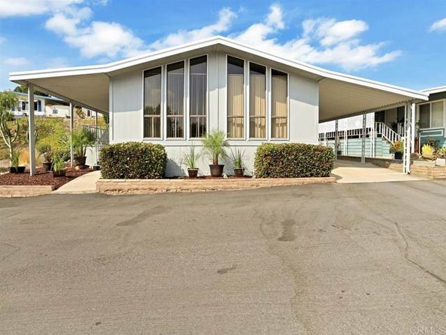 275 S Worthington Street #22, Spring Valley, CA 91977 (#PTP2000955) :: Go Gabby